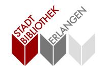 Logo Stadtbibliothek Erlangen